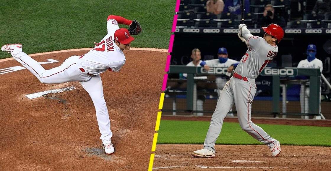 Shohei Ohtani revoluciona al beisbol siendo estrella como pitcher y bateador