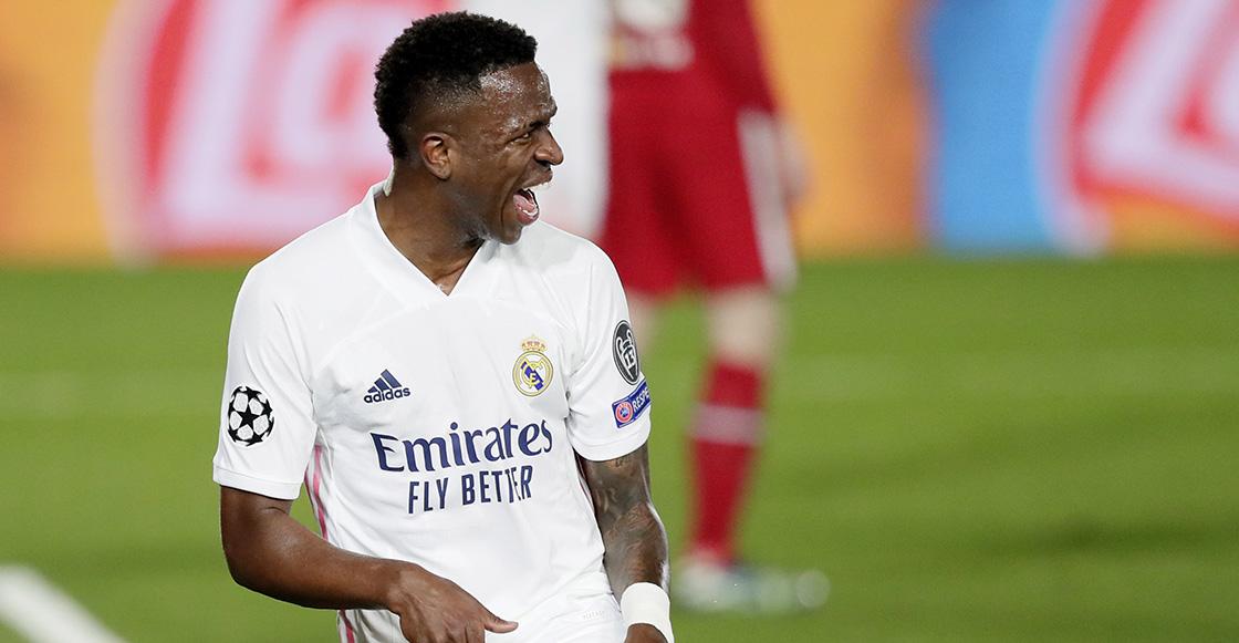 Los goles con los que el Real Madrid goleó al Liverpool en Champions League