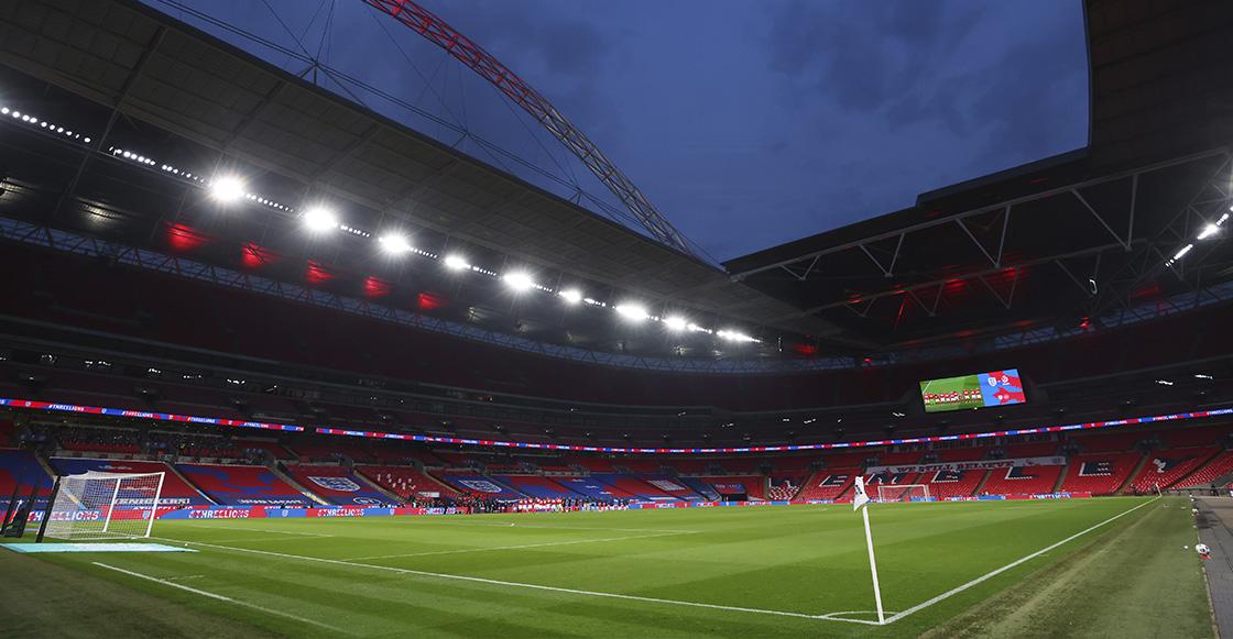 Wembley albergará el partido con más cantidad de fanáticos tras la pandemia
