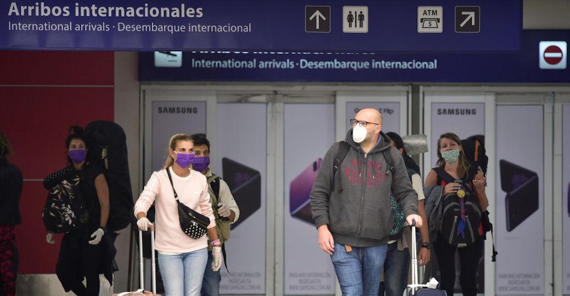Eric Torres Airport, Argentina