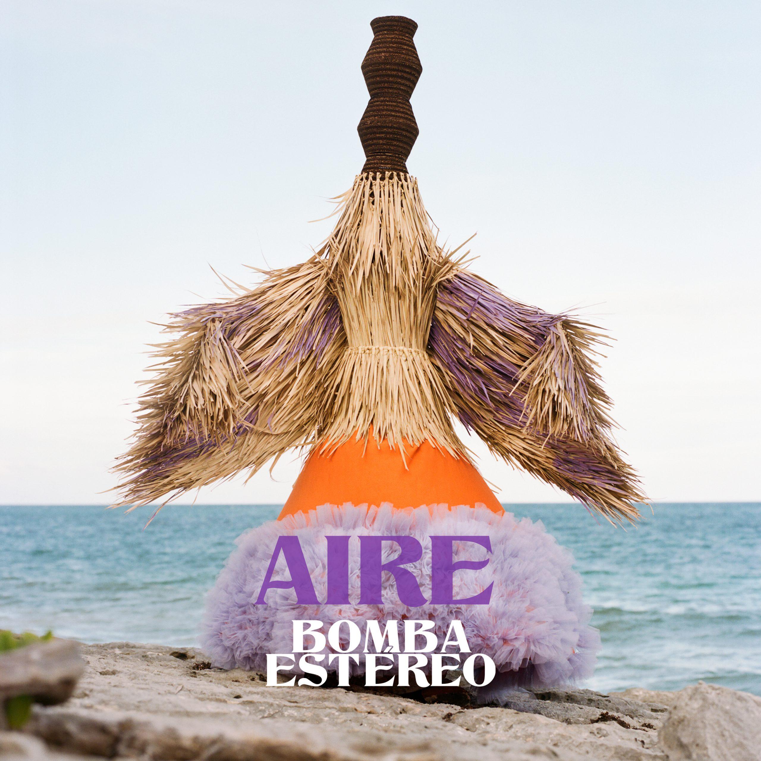 Bomba Estéreo se luce estrenando el EP 'Aire'