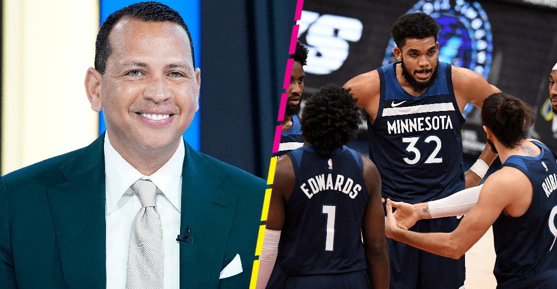 A-Rod comprará a los Timberwolves, la tercera peor franquicia de la NBA