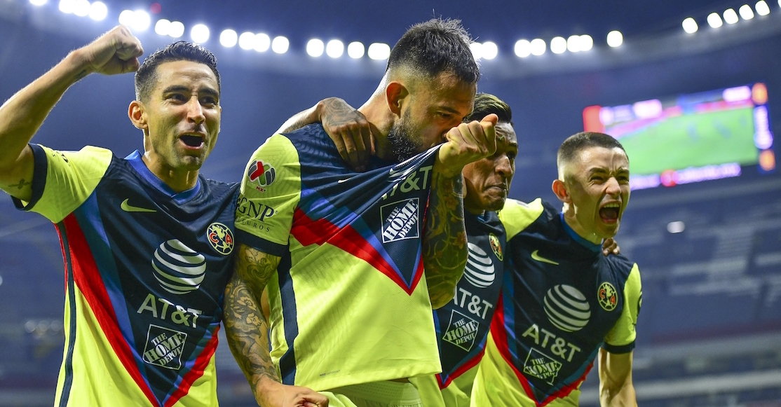 Cruz Azul vs América Liga MX