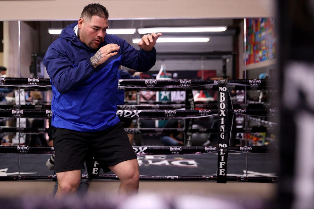 Así ha sido la transformación de Andy Ruiz desde las peleas contra Anthony Joshua