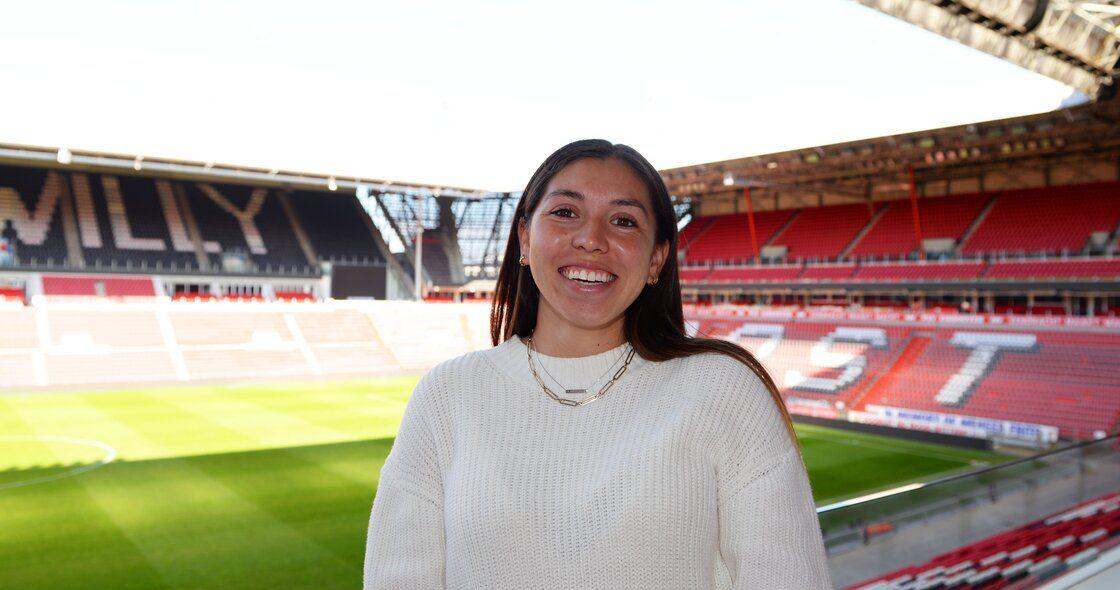 ¿Quién es Anika Rodríguez, la mexicoamericana que juega en el PSV?