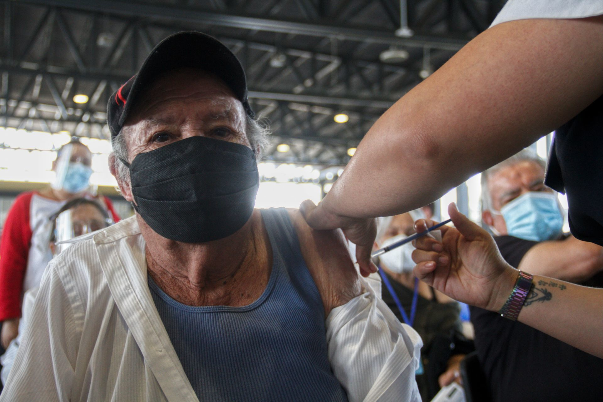 Así será la aplicación de la segunda dosis en Coyoacán y Venustiano Carranza