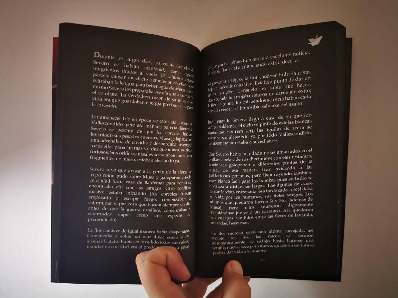 Baldemar, libro de fantasía