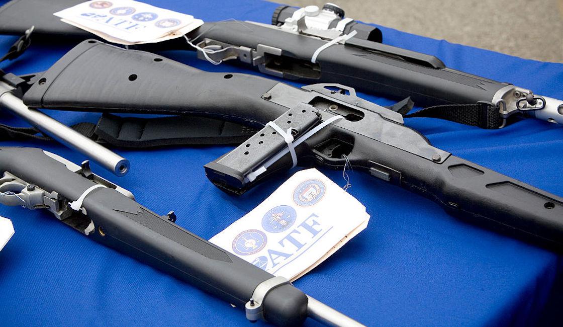 Beeden-Phantom Weapon America