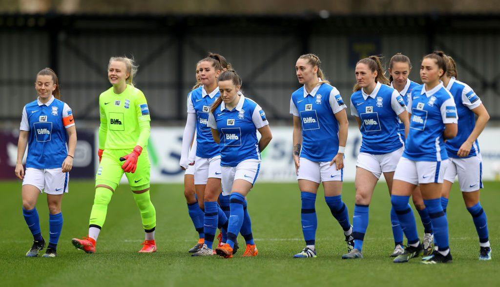 Tsss: Jugadoras del Birmingham exigen condiciones dignas para competir en la Women's Super League