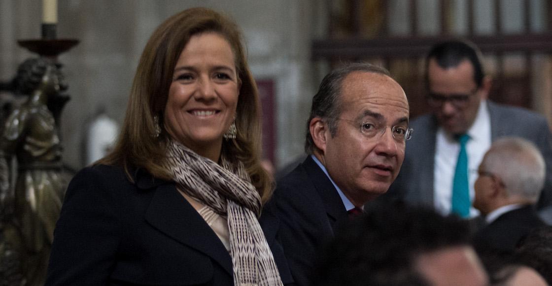 Calderón critica al TEPJF por negar registro a México Libre y no a Salgado Macedonio