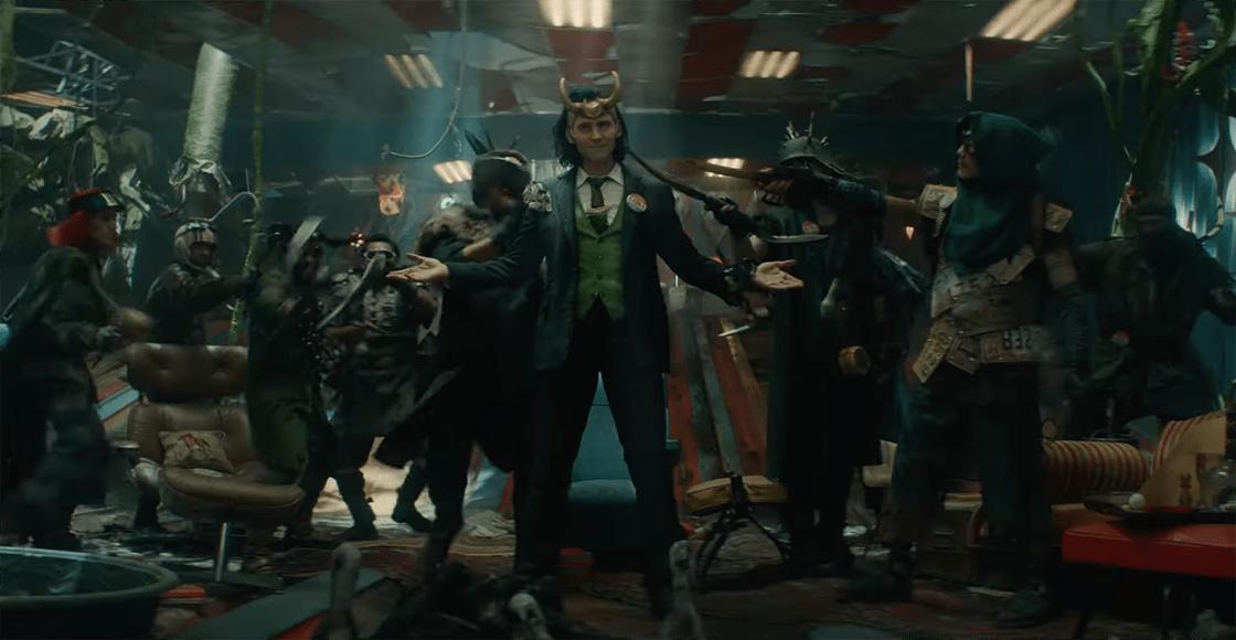 ¡Checa el tráiler oficial de 'Loki' con Tom Hiddleston y Owen Wilson!