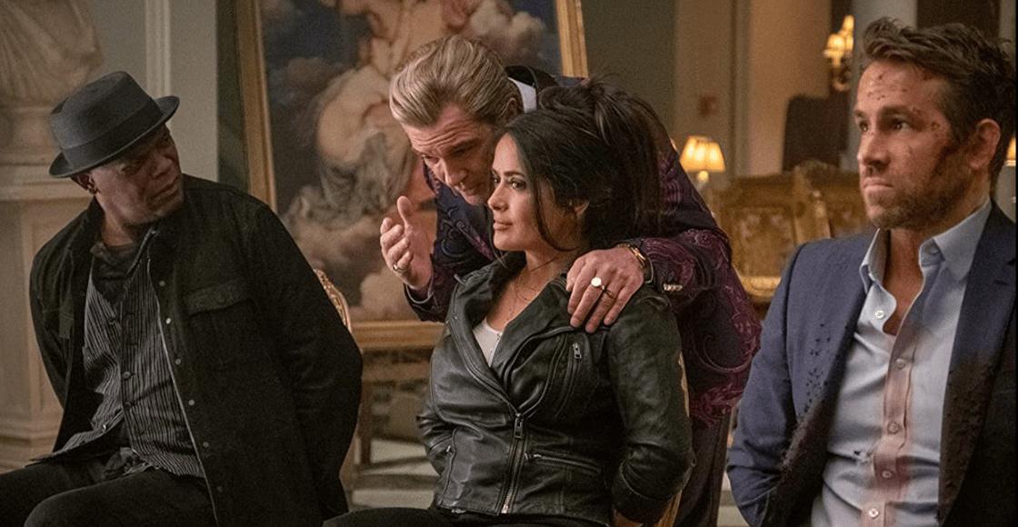 Checa a Salma Hayek, Ryan Reynolds y Samuel L. Jackson en el teaser de 'Duro de Cuidar 2'
