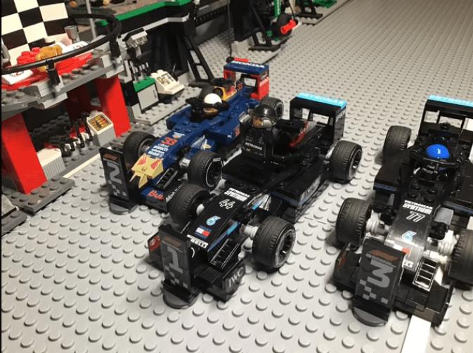 Gran Premio de Baréin con lesgos