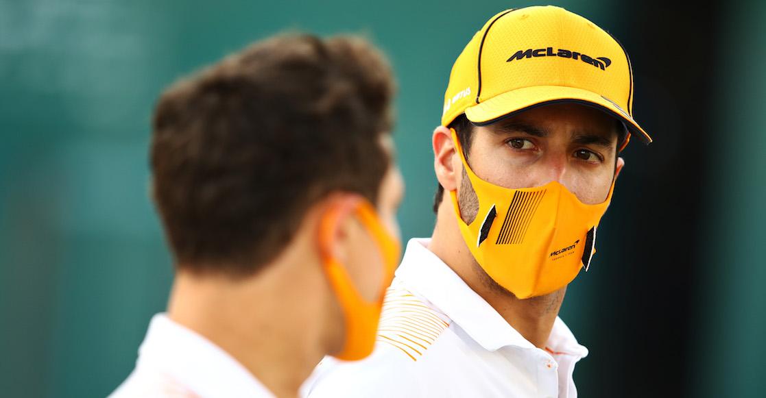 """Daniel Ricciardo critica a F1 y 'Drive to Survive' por videos de accidentes: """"Son unos idiotas"""""""