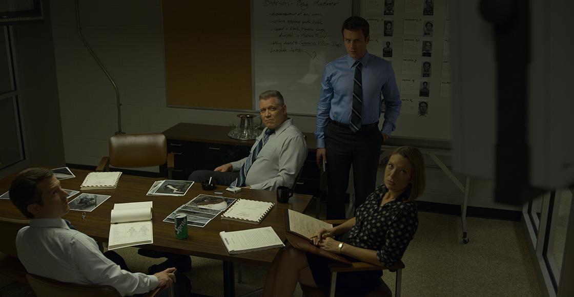 ¡Que regrese! David Fincher podría volver a producir otra temporada de 'Mindhunter'