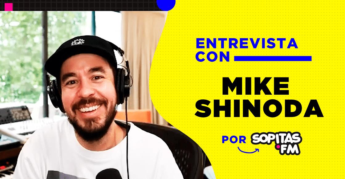 De finales felices y producción musical: Una entrevista con Mike Shinoda