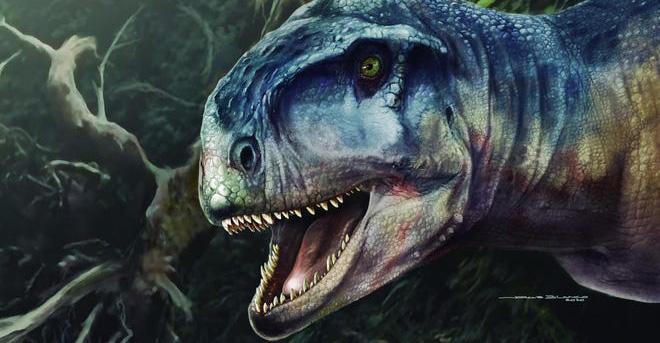 Hear me roar! Descubren nueva especie de dinosaurio carnívoro en Argentina