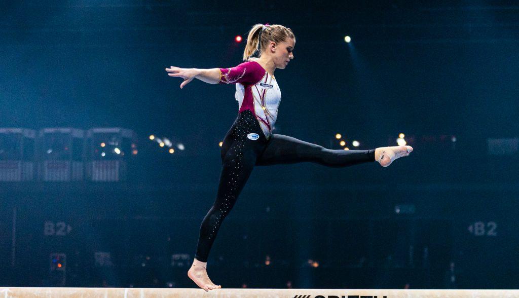 ¡Bravo! Gimnastas alemanas revolucionan su disciplina con trajes de cuerpo completo