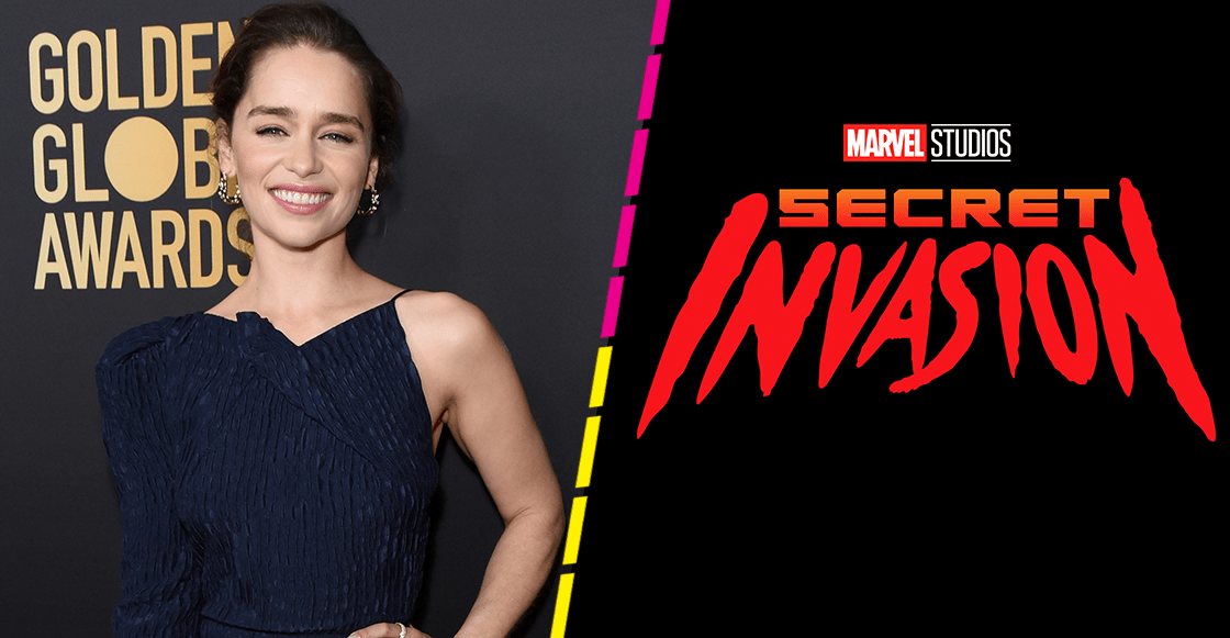 ¡Emilia Clarke se uniría al elenco de la serie de 'Secret Invasion'!