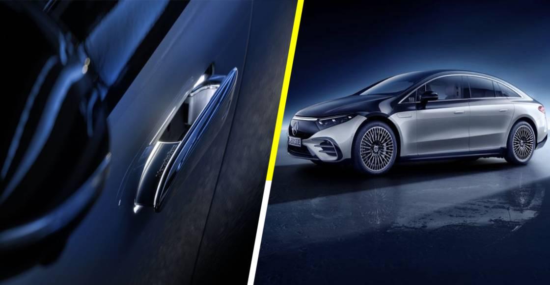 EQS: Así es el nuevo auto totalmente eléctrico de Mercedes Benz