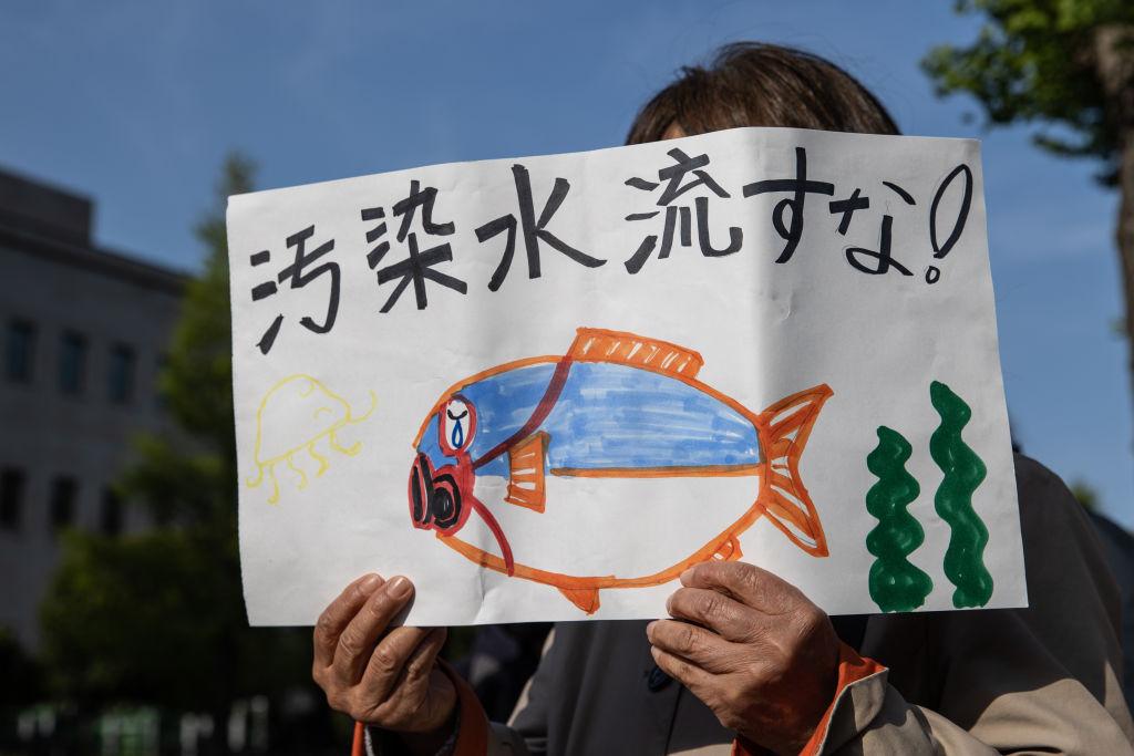 Fukushima-agua-protesta-japon