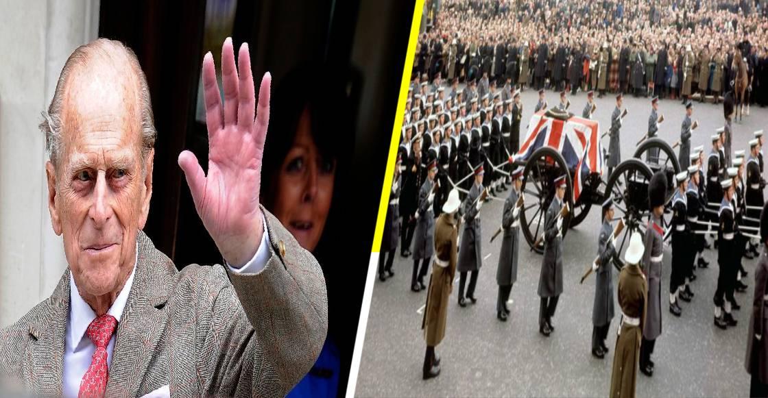 El funeral del príncipe Felipe hará que los miembros de la realeza sigan un singular protocolo