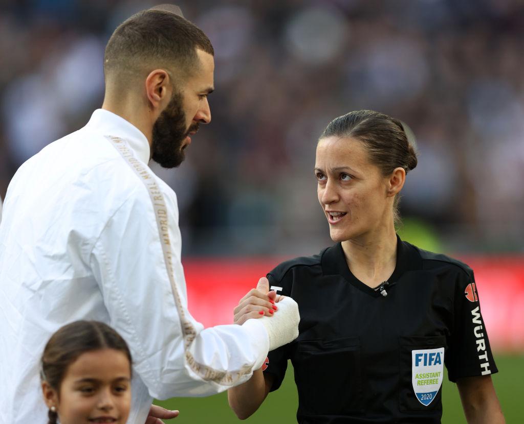 ¿Quién es Guadalupe Porras, primera árbitra asistente en una Final de Copa del Rey?