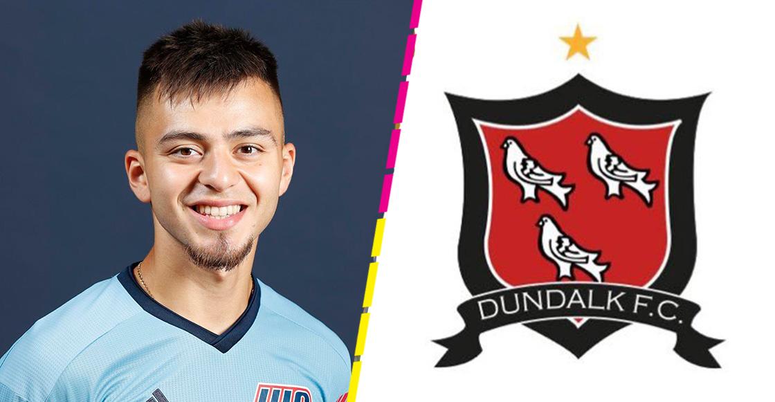 ¿Quién es Jesús 'Chino' Pérez, el mexicoamericano que juega en el Dundalk de Irlanda?