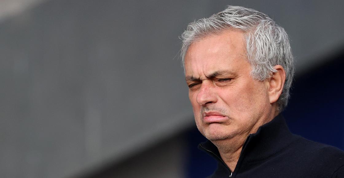 José Mourinho es despedido del Tottenham, a 6 días de jugar la final de Carabao Cup
