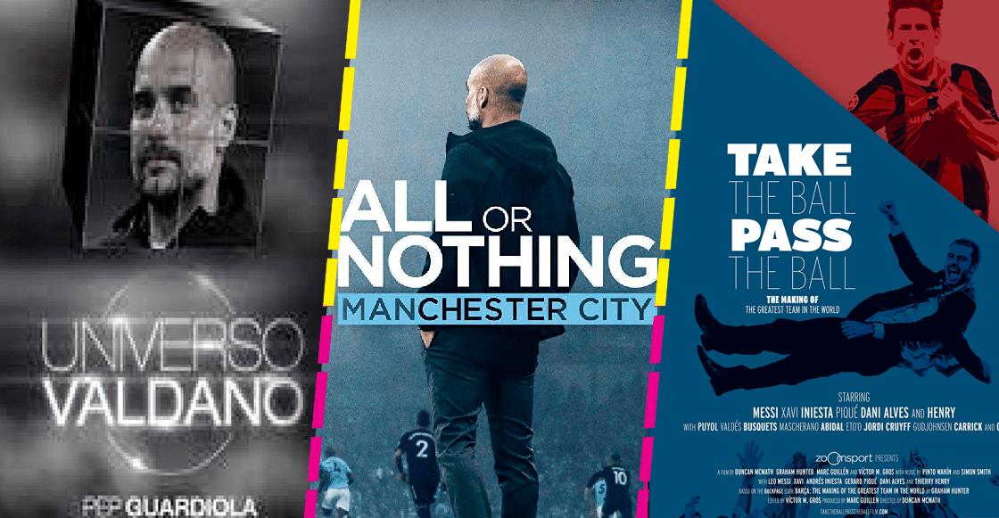 4 series y documentales para entender el éxito de Josep Guardiola