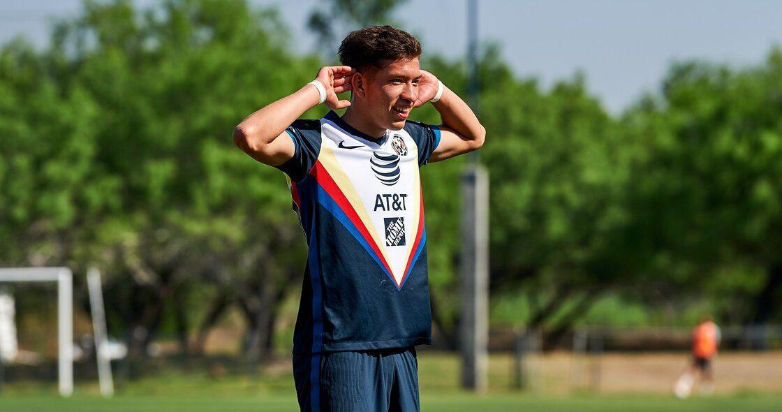 ¡Increíble! Revive el gol olímpico de Karel Campos con la Sub 20 del América