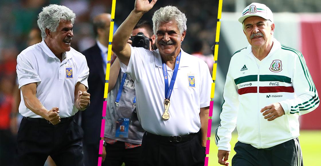 ¡Ferretti, eterno! Este es el enorme legado del 'Tuca' con Tigres