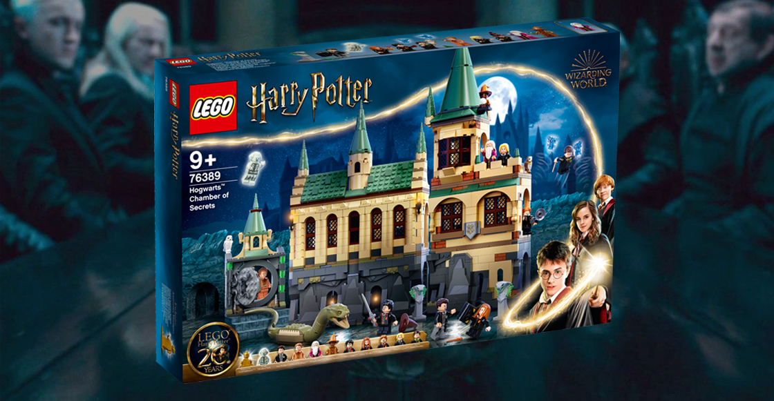 Sets del 20 aniversario de Harry Potter en LEGO