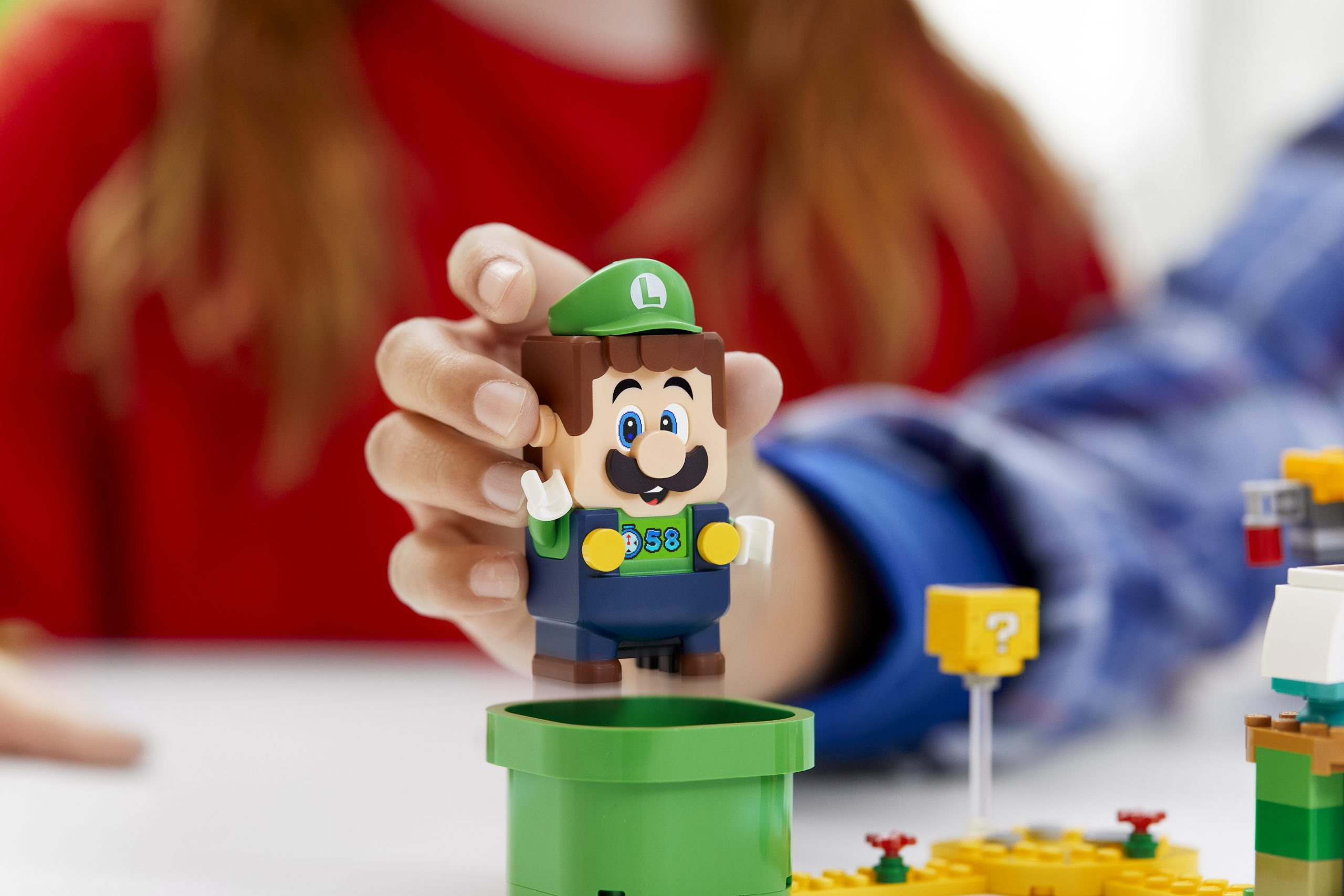 LEGO lanzará un nuevo set de Super Mario Adventures inspirado en Luigi LEGO lanzará un nuevo set de Super Mario Adventures inspirado en Luigi