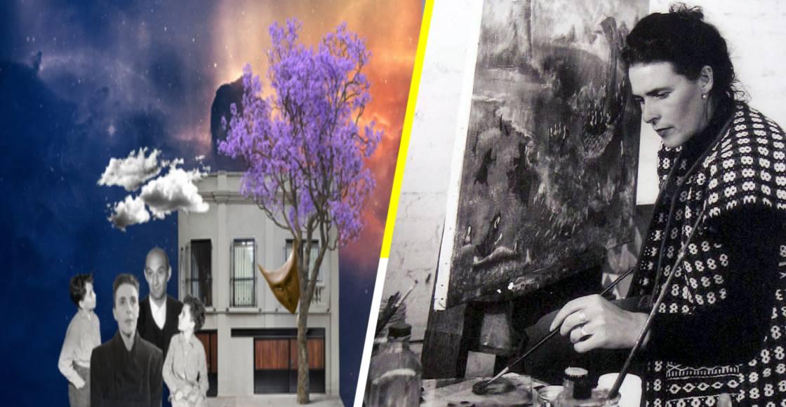 Ahora puedes conocer la casa de Leonora Carrington en un recorrido virtual
