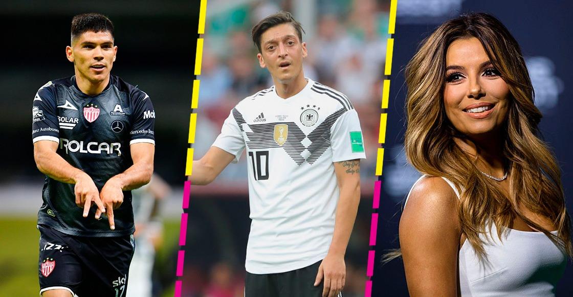 ¿Por qué Mesut Özil y Eva Longoria serían los nuevos dueños del Necaxa?