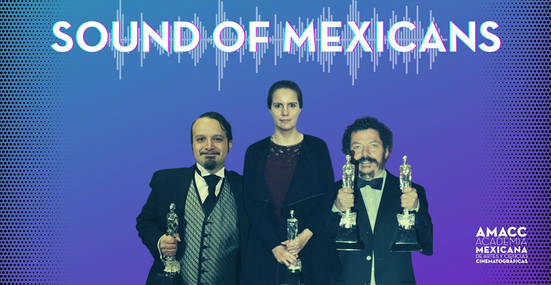 Mexicanos se llevan el BAFTA a mejor sonido por 'Sound of Metal'