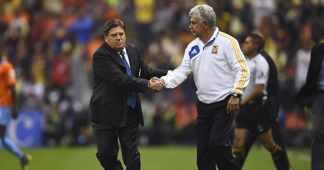Lo cierto, lo falso y los rumores sobre la posible llegada de Miguel Herrera a Tigres