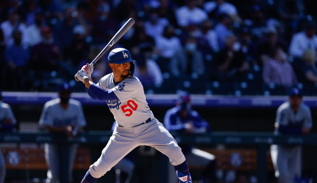 Mookie Betts, la estrella de los Dodgers que inició en el beisbol gracias a su madre