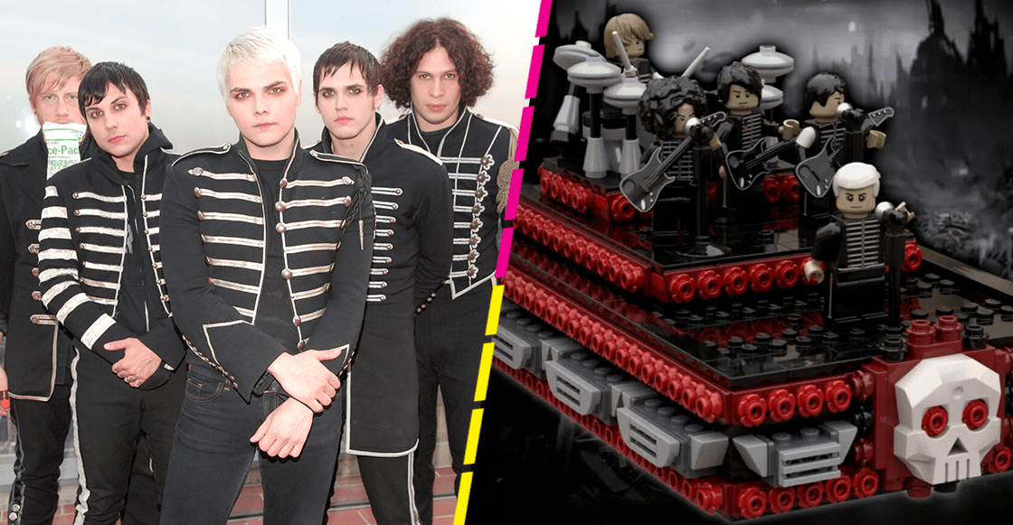 My Chemical Romance podría tener su set de LEGO... si los fans se ponen las pilas