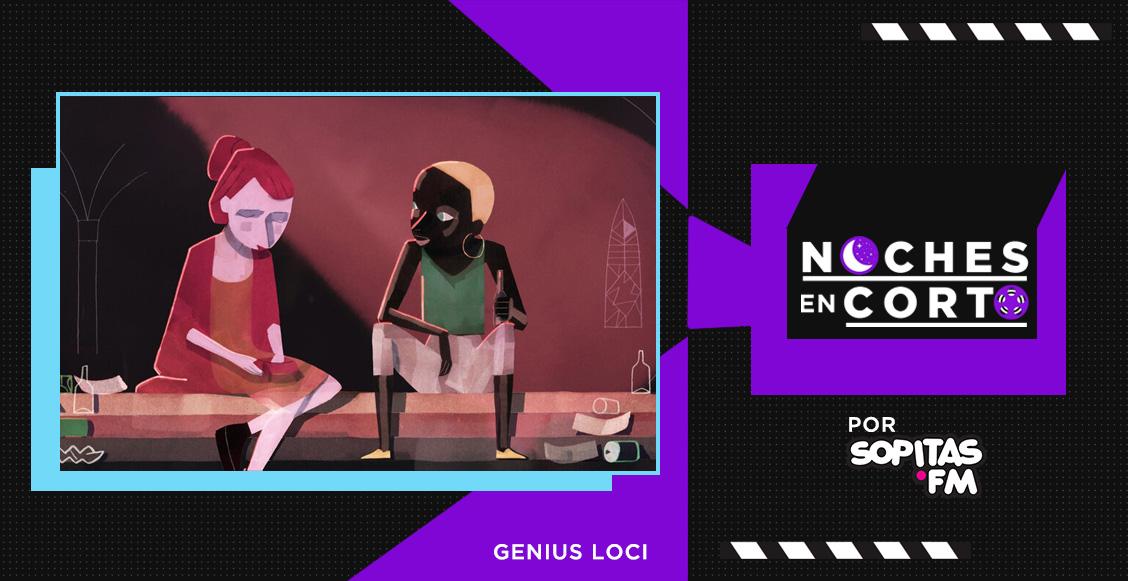 Noches en corto: 'Genius Loci' de Adrien Merigeau (nominado al Oscar 2021)