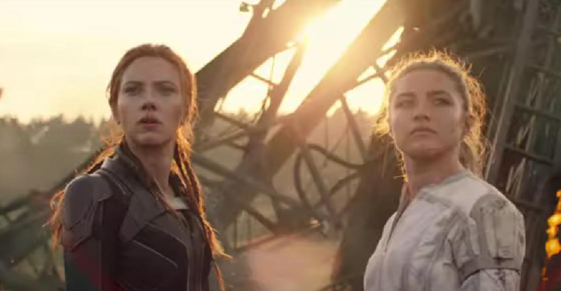 """""""No saben todo sobre mí"""": ¡Chécate por acá el nuevo tráiler de 'Black Widow'!"""