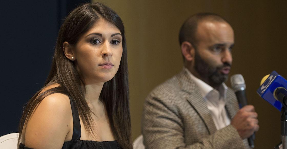 Paola Pliego insta a CONADE a cumplir la sentencia y no va a Tokio 2020 con Uzbekistán