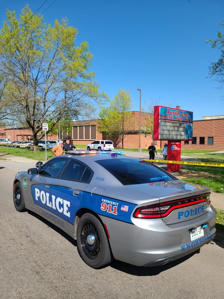 Police school shooting