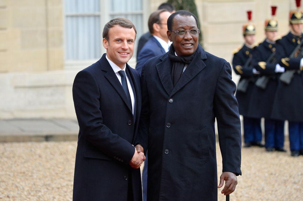 President Chad Idris Derby