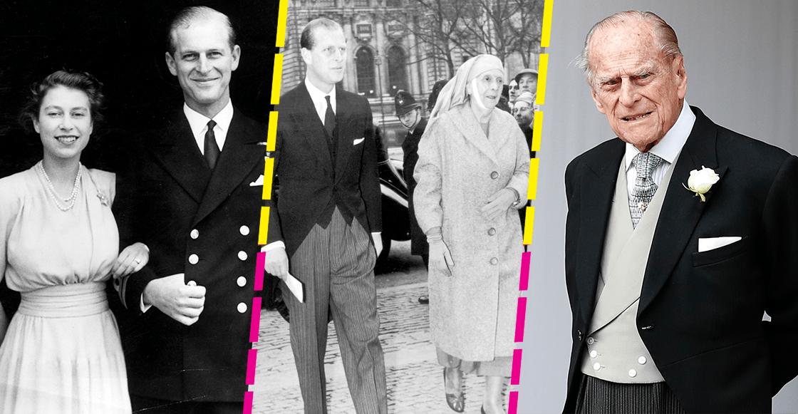 Grecia, exilio, nazis y orden religiosas: La fascinante vida del príncipe Felipe
