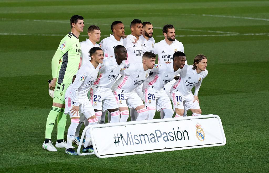 Real Madrid UEFA Superliga