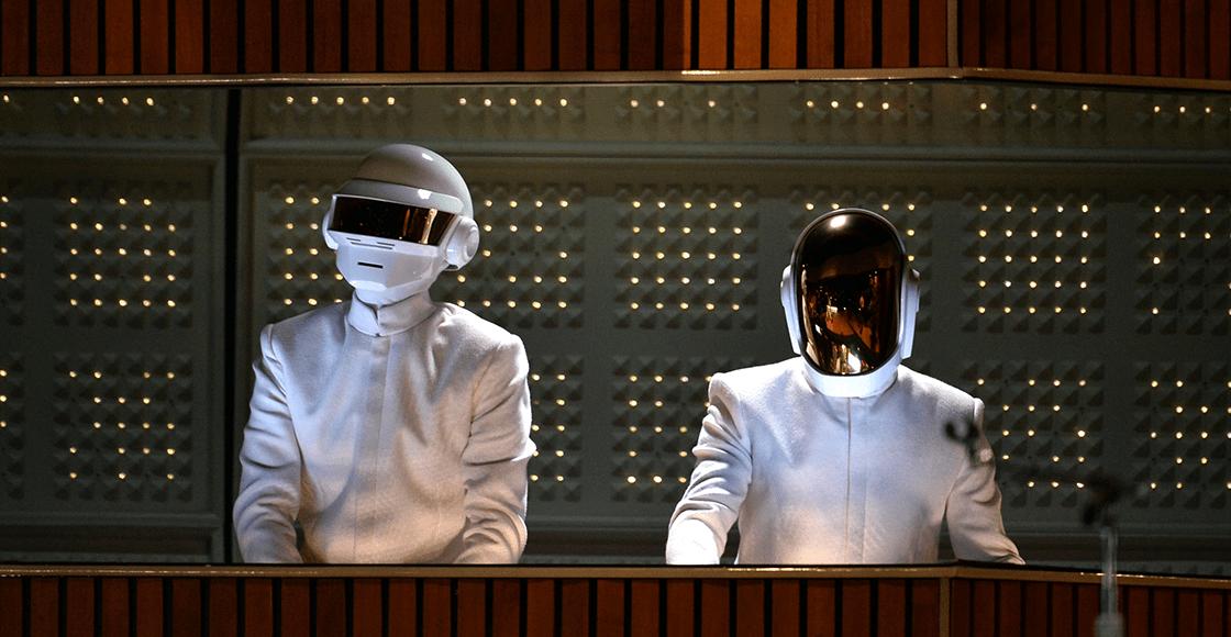 Y a todo esto, ¿es real que los miembros de Daft Punk anunciaron sus proyectos solistas?
