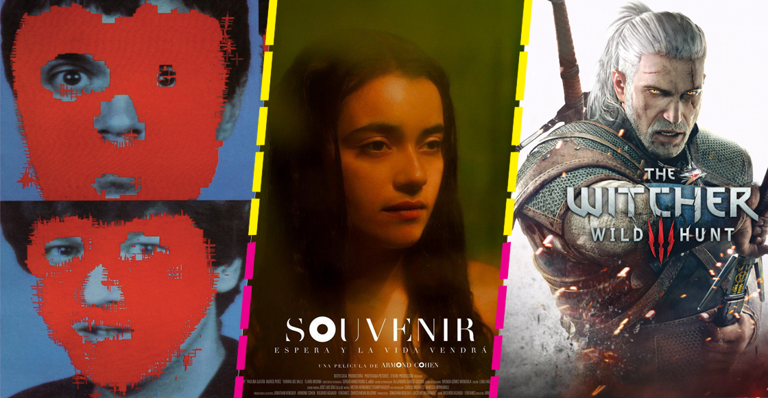 #SopitasRecomienda: 25 películas, series, discos y videojuegos para tu fin de semana