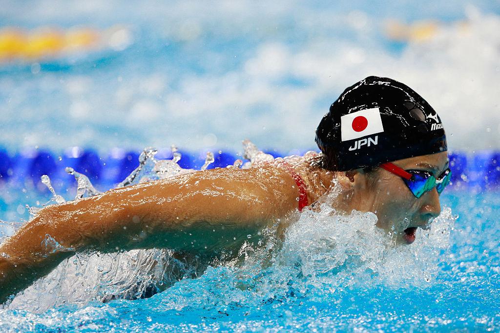 Rikako Ikee, la nadadora que clasificó a Tokio 2020 tras superar la leucemia